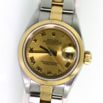 Ladies 2/tone Pre-Owned Datejust Rolex 79163