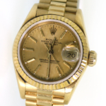 18Kt Yellow Gold Ladies President DateJust Rolex 6916